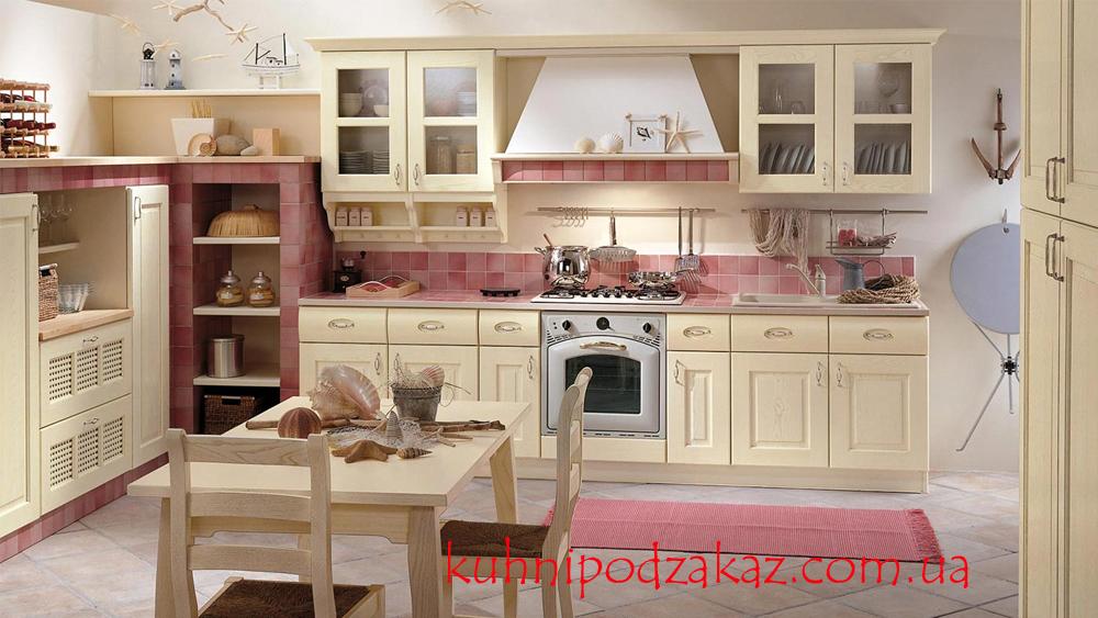 Классическая кухня VISMAP Cucine Valentina