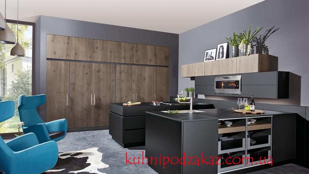 Немецкая кухня Beckermann Siena XTreme