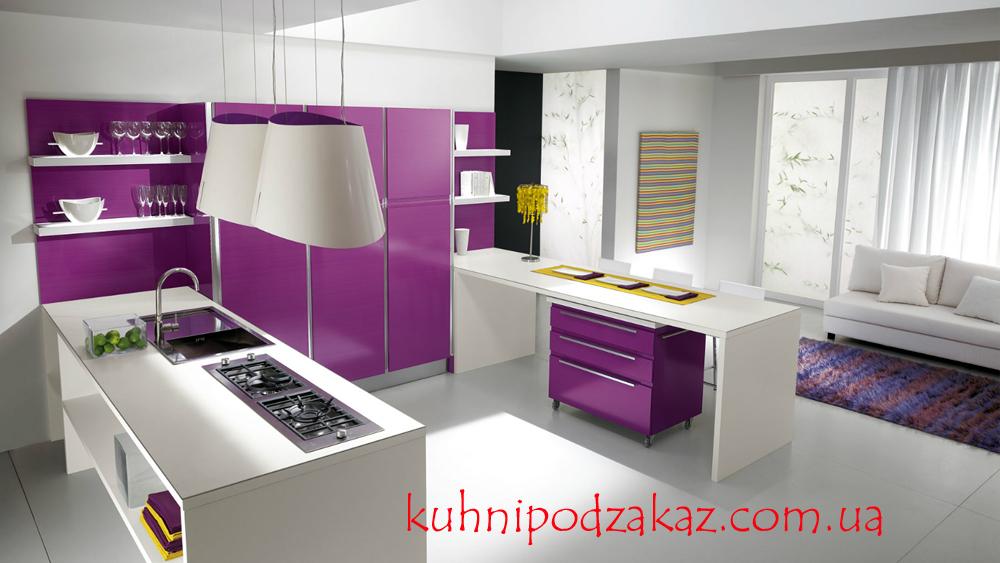 Современная кухня VISMAP Cucine Aida.Kom