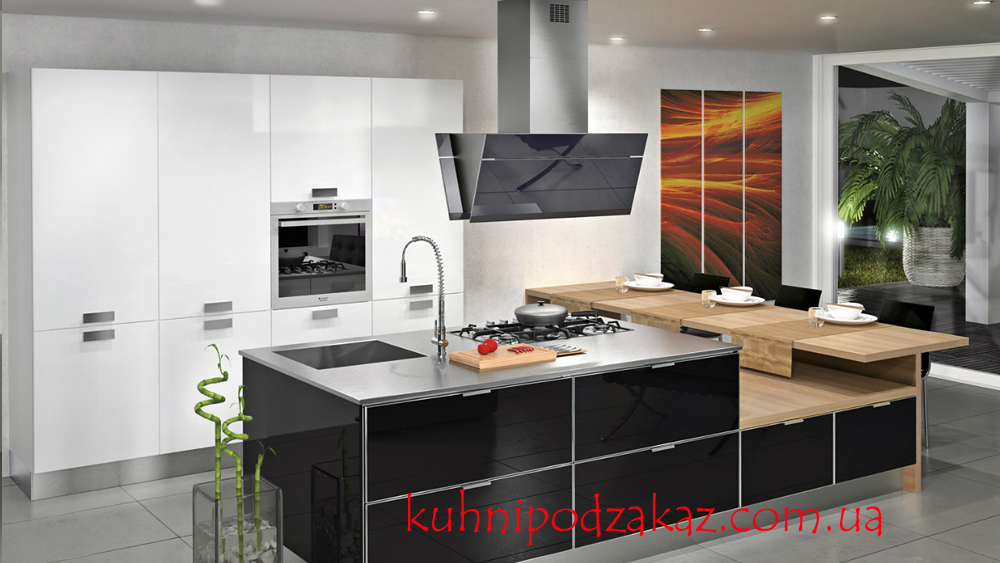Современная кухня VISMAP Cucine Idea Plus