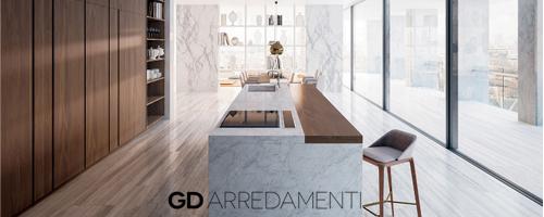 Современные кухни под заказ GD ARREDAMENTI - Velvet Elite