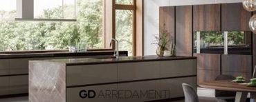 GD Arredamenti Новинки- кухни под заказ