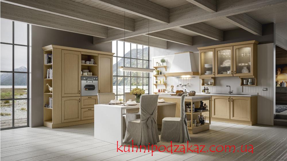 Классическая кухня Cantica