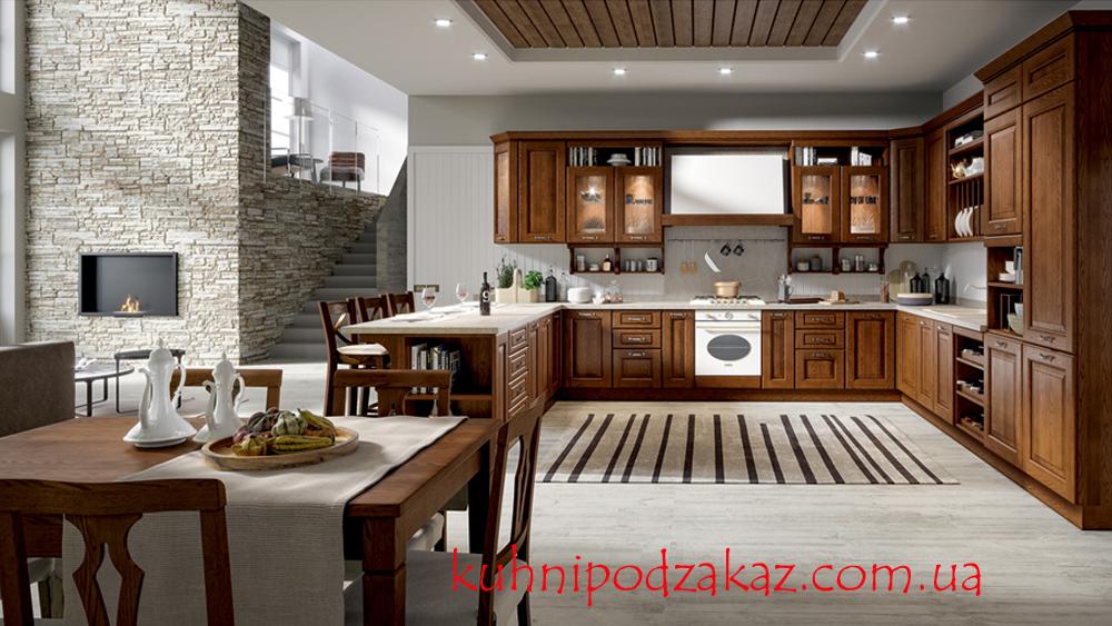 Классическая кухня Ciacola