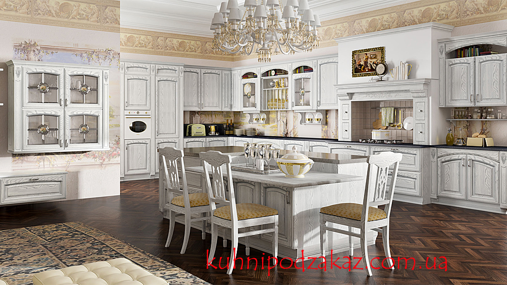 Итальянская кухня Home Cucine Gold Elite