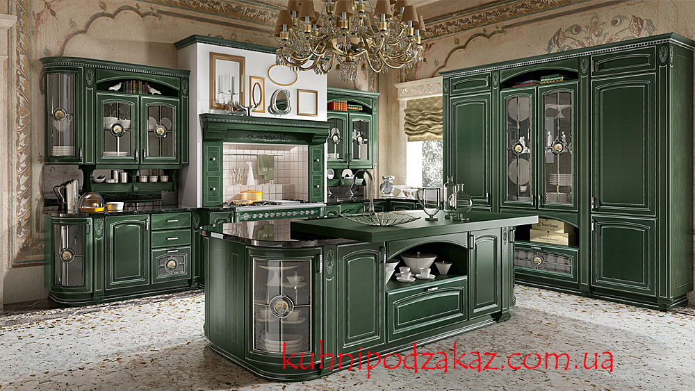 Кухня Home Cucine Gold Elite