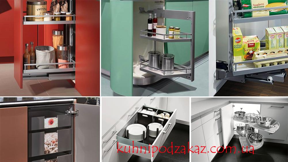 Кухня изнутри – Beckermann_шкаф-пенал