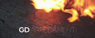 burned Oak отделка кухни GD Arredamenti