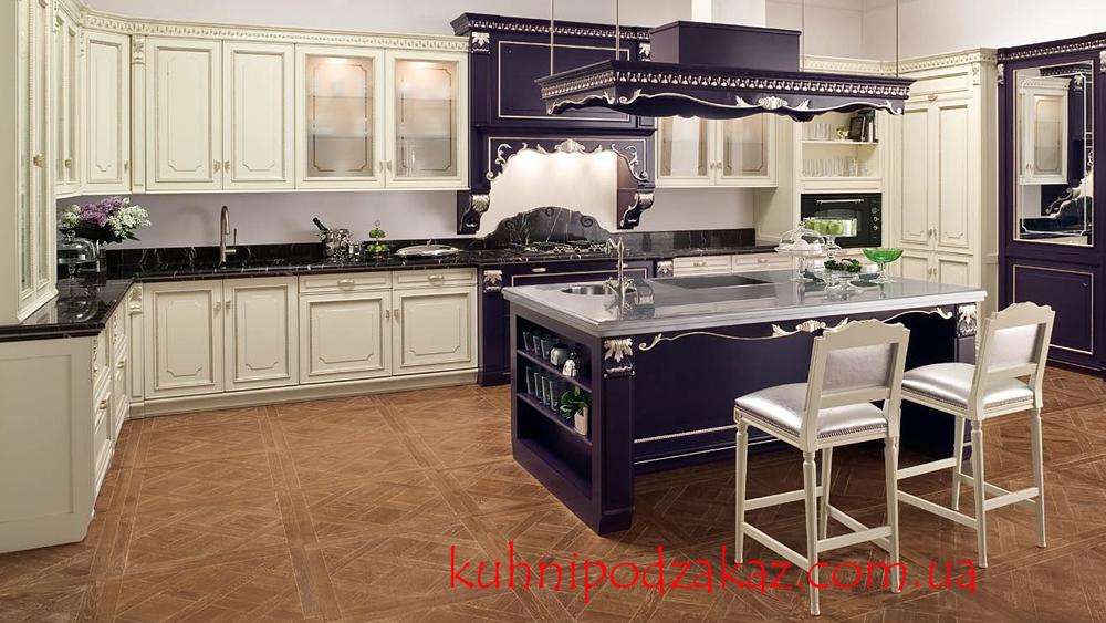 Итальянская мебель_Кухня GD Arredamenti