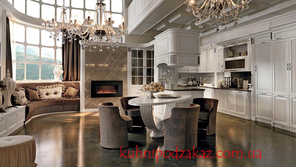 Итальянская мебель_Кухня Martini Mobili