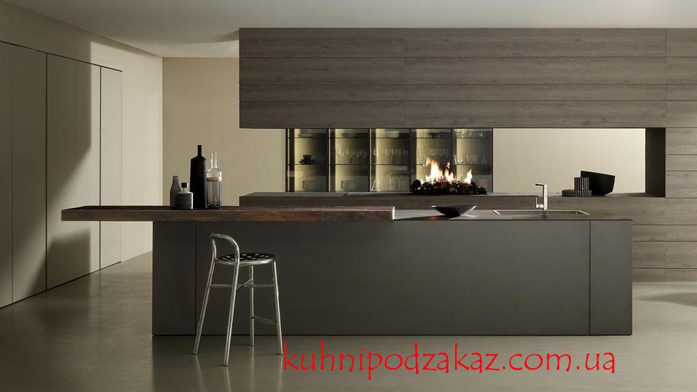 Итальянская мебель_Кухня Modulnova