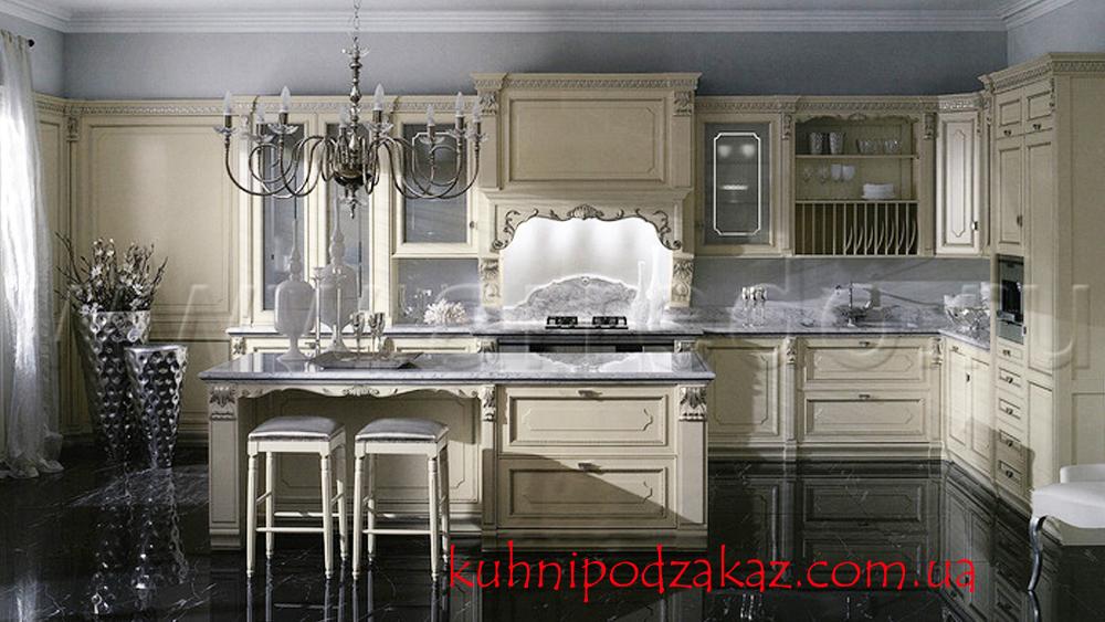 Итальянская мебель_Кухня SERENISSIMA CA' d'ORO